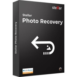 Stellar Photo Recovery Software for Mac Standard Recover & Repair Deleted or Corrupt Photos, Audios, Videos 1 Device, 1 Yr Subscription CD