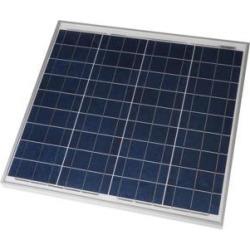 GRAPE SOLAR 50-Watt Polycrystalline Solar Panel for RV's, Boats and 12-Volt Systems