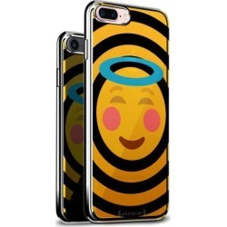 LUXENDARY SAINT EMOJI DESIGN CHROME SERIES CASE FOR IPHONE 6/6S PLUS