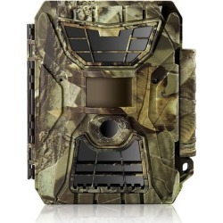 Trail Hunting Camera, LDesign 1080P Trail Camera for Hunting Waterpfoof 12MP FHD Scouting Camera with 65ft No Glow Wide Angle Infrared Night Vision