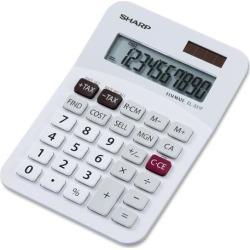 Sharp EL331 Semi-desktop Tilt Adjustable Calculator