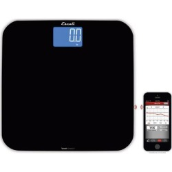 Escali SmartConnect Body Scale with Bluetooth LE Bathroom Weight