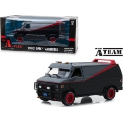 1983 GMC Vandura 'The A-Team' (1983-1987) TV Series 1/24 Diecast Model Car by Greenlight found on Bargain Bro Philippines from Newegg Business for $33.53