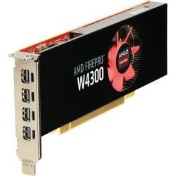 Recertified - AMD FirePro W4300 4GB GDDR5 128-Bit PCI Express 3.0 x16 Low Profile Video Card