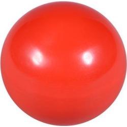 Thermoset Ball Knob M10 Female Thread Machine Handle 40mm Diameter Smooth Rim Red