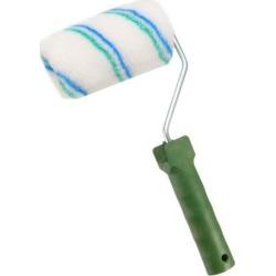 10cm Wall Paint Roller Brush Acrylic Fibers Cover Fame Kit Home Repair Tools