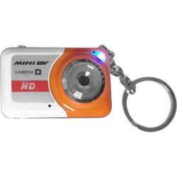 HD Ultra Portable 1280*1024 Mini Camera X6 Video Recorder Digital Small Cam Support TF Card Micro Secure Digital Memory Card orange