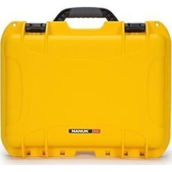 Nanuk 920 Carrying Case for Camera, Temperature Probe Kit - Yellow