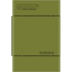 ORICO Hard Disk Drive HDD Protector, 3.5 inch Hard Disk Drive Protective Case/Storage Box - Green(PHP-35) found on Bargain Bro India from Newegg Canada for $7.57
