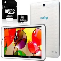 Indigi® 7' Android 4.4 Tablet 3G SmartPhone Extra 32GB Free Google Play Store US Seller