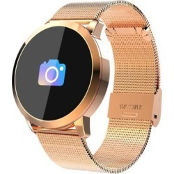 Smart Watch OLED Color Screen Smartwatch Fashion Fitness Tracker Heart Rate Monitor