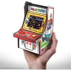 MY ARCADE Bandai Namco MAPPY 6' Micro Arcade Machine Portable Handheld Video Game
