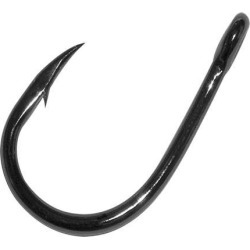 Gamakatsu Black Live Bait Hook 25 Pack - #1 120328