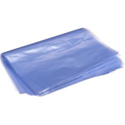 Shrink Bags, PVC Heat Shrink Wrap Bags, 16x12 inch 100pcs Shrinkable Wrapping Packaging Bags Industrial Packaging Sealer Bags