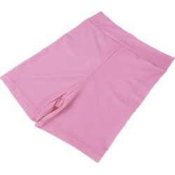 Women Stretch Spandex Gym Gym Skinny Mini Shorts Hot Pants 2XL Pink
