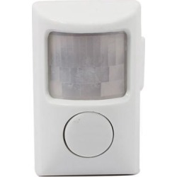 Safety Patrol Infrared Wireless Intelligent PIR Motion Detector For Home