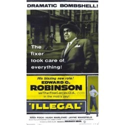 Posterazzi MOVIH5647 Illegal Movie Poster - 27 x 40 in.