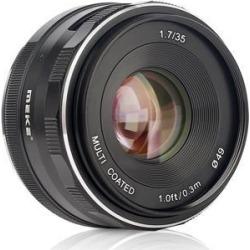 MEKE Meike MK-35mm F1.7 Large Aperture Manual Focus Camera Lens for Canon-EF-M EOS M1/M2/M3/M5/M10/M100 for lens