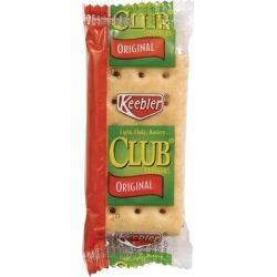Keebler Club Crackers Packets