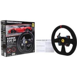 Thrustmaster VG Ferrari 599XX EVO Wheel Add-On, Alcantara Edition for PS4, PS3, Xbox One & PC