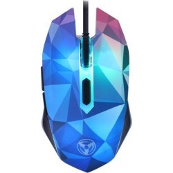 FMOUSE USB Wired X8 2400DPI Dazzle Colour Diamond Edition Gaming Mouse Wired Mouse Gamer Optical Computer Mouse For Pro Gamer Computer Game