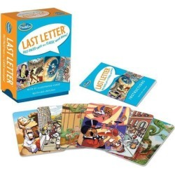 Last Letter - Card Game by Think Fun (1525)