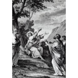 Posterazzi SAL9953563 Sermon on Mount by Jean-Michel Le Jeune Moreau Print 1741-1814 Poster Print - 18 x 24 in. found on Bargain Bro India from Newegg Canada for $54.22