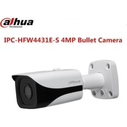 Dahua IPC-HFW4431E-SE 4MP WDR IR Mini Bullet Network Camera found on Bargain Bro India from Newegg Canada for $122.62
