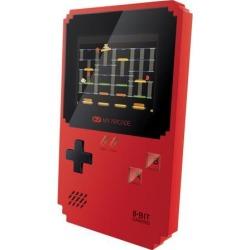MY ARCADE Pixel Classic Portable Handheld 300 Built-in Video Games w/ Data East Hits: Bad Dudes, Cavman Ninja, BurgerTime, and Many More