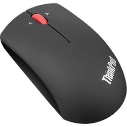lenovo ThinkPad Precision Wireless Mouse 0B47163 Midnight Black Wired / Wireless Blue Optical Mouse