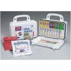 First Aid Only ANSI-Compliant First Aid Kit, 46 Pieces, Plastic Case