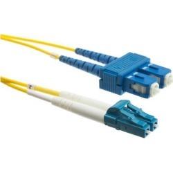 Fiber Optic Cable, LC / SC, Singlemode, Duplex, 9/125, 25 meter (82 foot)