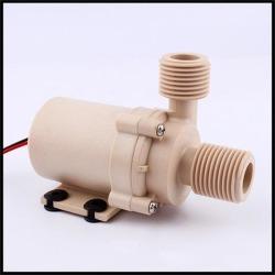 12V 3M Solar Hot Water Pump Circulation Brushless Motor Water Circulation Pump
