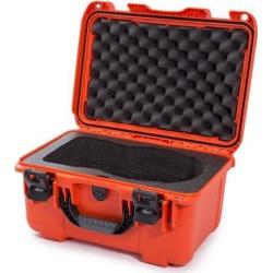 Nanuk 918-Goggles Hard Case with Foam Insert for DJI Goggles Camera, Orange (918-GOGGLES3)
