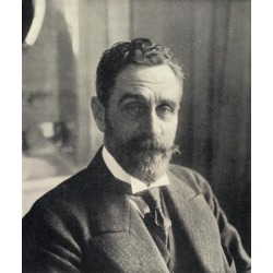 Posterazzi DPI1857326 Sir Roger Casement 1864-1916 Irish Patriot From A Photograph Taken in Germany Poster Print, 14 x 16