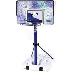 Lifetime 44' Pool Side Portable Height Adjustable Basketball System, 1301