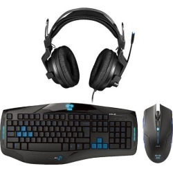 E-Blue 3-in-1 EKM828 Gaming Combo Set - Keyboard, Mouse and Headset