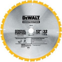 Dewalt DW3123 12' General Purpose Circular Saw Blade