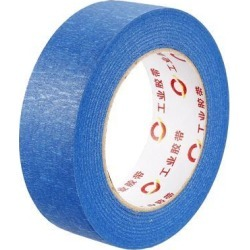 Masking Tape Painter's Tapes, 1.38 Inch X 164 Feet Blue 1 Roll