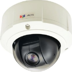 ACTi B95 2MP Outdoor Mini PTZ Camera with D/N,Basic WDR, SLLS, 10x Zoom Lens