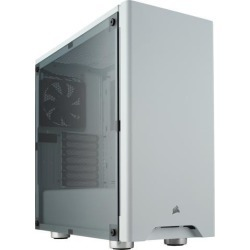 Corsair Carbide Series 275R Mid-Tower Gaming Case, White