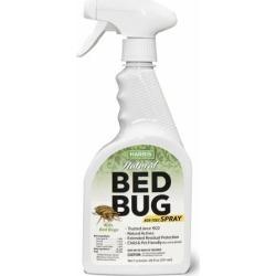 Harris Natural Bed Bug Killer, Fast Acting, Non-Toxic Spray 20 Oz.