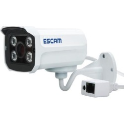 Escam QD300 Mini Camera HD720P IR Bullet H.264 CMOS IP Camera 3.6mm Lens Onvif Night Vision P2P 1.0MP Security Camera