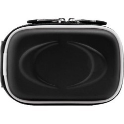 Eva Slim Travel Carrying Case for Compact Digital Cameras (Black)