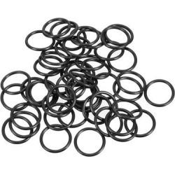 O-Rings Nitrile Rubber 13mm x 16mm x 1.5mm Seal Rings Sealing Gasket 50pcs