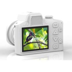 Children's Digital Camera, 1080p HD Mini Educational Camera for Kids White