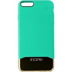 Incipio Edge Chrome 2 Piece Case for iPhone 6 Plus / 6s Plus - Teal / Gold