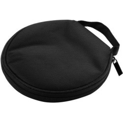 Unique Bargains Zip Up CD DVD 20 Disc Storage Carry Case Wallet Disk Cover Holder Bag Black found on Bargain Bro Philippines from Newegg Business for $9.25