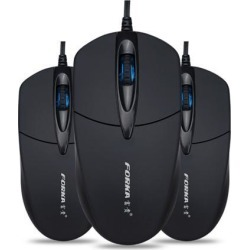 DOBACNER Wired mouse office gaming mouse