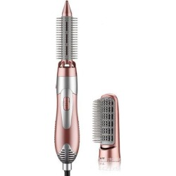 DOBACNER hair dryer negative ion comb type hair dryer comb multi-function blow comb one hair style hair dryer
